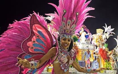Carnevale di Rio de Janeiro cancellato a causa del Covid