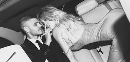 """Mauro e Wanda Icardi """"hot"""" su Instagram: le foto"""