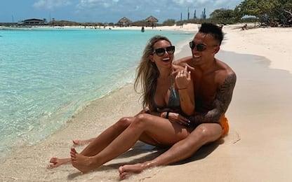 Lautaro e Agustina in vacanza: pazzi d'amore! FOTO