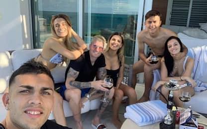 Dybala, Paredes e De Paul: che squadra ai Caraibi!