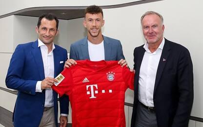 Perisic al Bayern, sui social saluta l'Inter