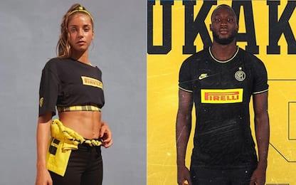 "Inter, bomber Goldoni ""modella"" da Champions! FOTO"