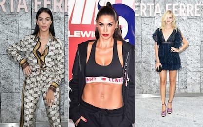 Fashion Week: Georgina e Satta superstar! FOTO