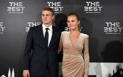 Campioni e glamour: lo show dei premi Fifa. FOTO