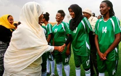 Sudan, al via primo campionato calcio femminile