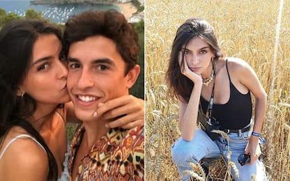 """Lucia, la """"marcia"""" in più di Marc Marquez! FOTO"""