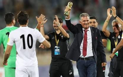 Mondiali, l'Iran si qualifica per Russia 2018