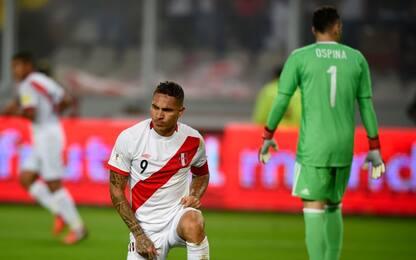 Perù, Guerrero sospeso per 30 giorni