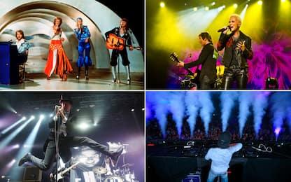 Jukebox mondiale: la Svezia canta, l'Italia vince