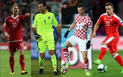 Playoff Mondiali su Sky: date e orari