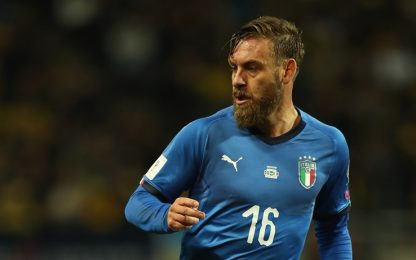 Nazionale, De Rossi supera Pirlo ma il Mondiale...