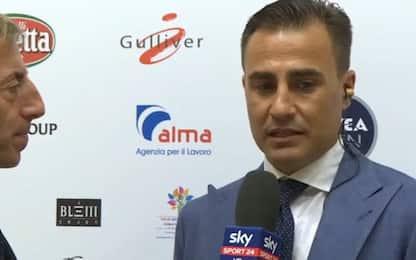 "Cannavaro: ""Italia? Dovrebbero dimettersi tutti"""