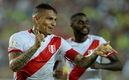 Perù, Guerrero ai Mondiali: squalifica sospesa