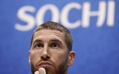 """Ramos: """"Sembra un funerale, ma c'è il Mondiale"""""""