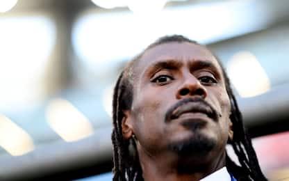 Aliou Cissé, il fardello dell'uomo nero