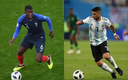 Francia-Argentina, che partita dobbiamo aspettarci