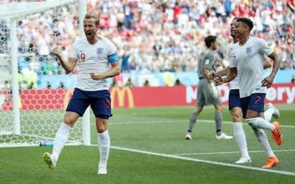 Mondiali, ottavi: le quote di Colombia-Inghilterra
