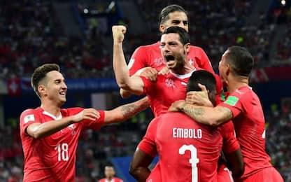 Mondiali, ottavi: le quote di Svezia-Svizzera