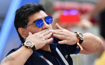 "Argentina, Maradona: ""Tornerei ct anche gratis"""