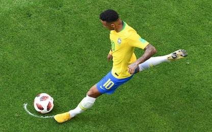 Mondiali, quarti: le quote di Brasile-Belgio