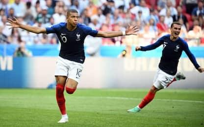 Mondiali, semifinale: le quote di Francia-Belgio