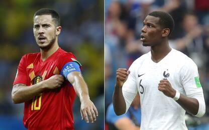 Francia-Belgio, le chiavi della sfida
