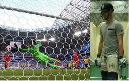 Svezia-Inghilterra? Joe Hart preferisce il cricket