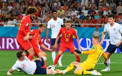 Mondiali, tutte le quote della finalina Belgio-Inghilterra