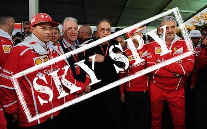 """Sky Spy: """"La Ferrari fa tendenza"""""""