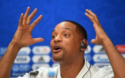 "Will Smith: ""Ronaldo ha un gusto impeccabile"""