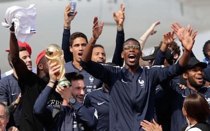 Francia, le promesse che i campioni manterranno