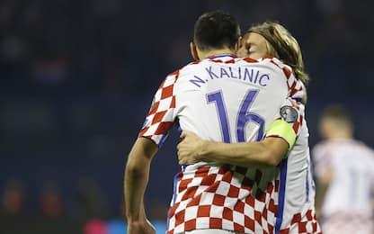 """Kalinic rifiuta la medaglia: """"Io non ho giocato"""""""