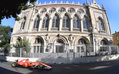 GP Azerbaigian 2018: previsioni meteo a Baku