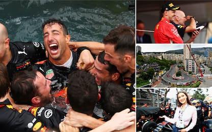 Monte-Carlo, tutto il meglio del GP: highlights