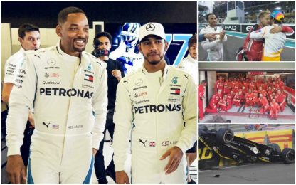 W. Smith rapisce Lewis, Alonso saluta: highlights