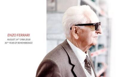 Enzo Ferrari, 30 anni dopo: mito inossidabile