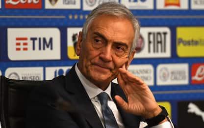 """Gravina: """"Parole Giorgetti in linea con FIGC"""""""