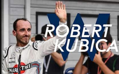 """Kubica, titolare Williams: """"E' una nuova sfida"""""""