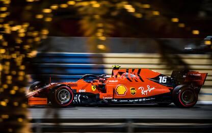 La F1 resta in Bahrain: orari e programma dei test