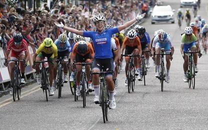 Ciclismo, Marta Bastianelli regina d'Europa