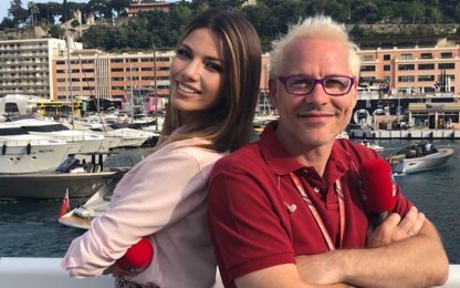 GP Monaco, il blog di Federica Masolin