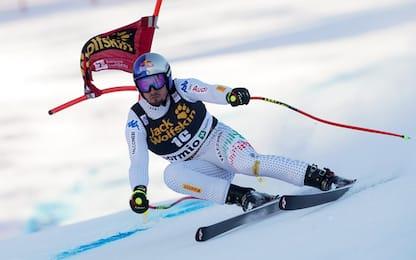Shiffrin&Hirscher super, ma l'Italia dello sci c'è
