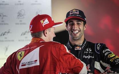 Ricciardo, Raikkonen e quella suggestione McLaren