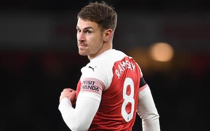 Juve, Ramsey un affare: ecco cosa guadagnerebbe