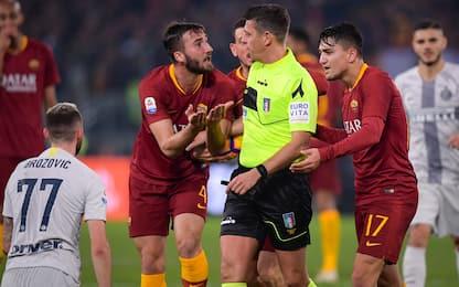 Roma-Inter, Rocchi diffamato fa scattare querela