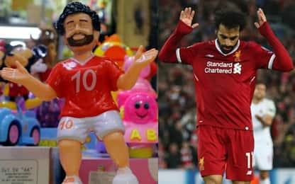 Salah diventa lampada per il Ramadan. E va a ruba