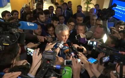 """Sibilia: """"Presidenza a Gravina, lui ha detto no"""""""