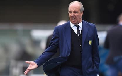 """Ventura spiega l'addio al Chievo: """"Basta menzogne"""""""