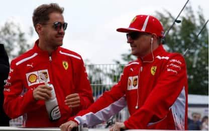 """Vettel, sorrisi e fiducia: """"Sono contento"""""""