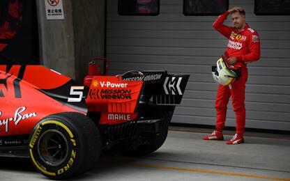 Ferrari, come una principessa capricciosa